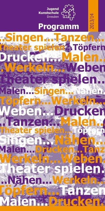 ...Töpfern...Tanzen - JKS-Dresden
