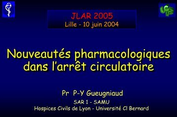 Vasopressine - JLAR