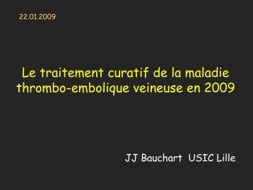 Le point en 2009 - JLAR
