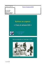 Trucs et Astuces ECG - JLAR