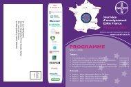 PROGRAMME - ESRA France