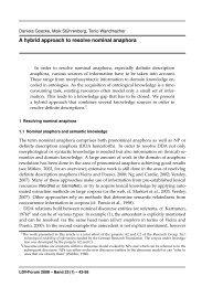 LDV-Forum 23 Heft 1 2008 Cover.indd - DWDS