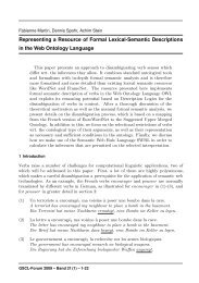 View - Journal for Language Technology and Computational ...