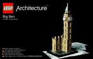 Big Ben - Lego