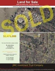 43984 John Mosby Hwy., Chantilly, VA 20152 - JMC Investment ...