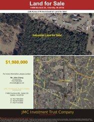 14800 Murdock St., Chantilly, VA 20152 - JMC Investment Trust ...