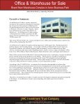 Avion Business Condo in Chantilly, VA - JMC Investment Trust ... - Page 6