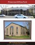 Pinecrest Office Building - JMC Investment Trust Company - Page 7