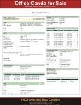 Marketing Material - JMC Investment Trust Company - Page 7