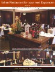 Italian Restaurant - Ashburn/Sterling, VA - JMC Investment Trust ... - Page 3