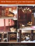 Italian Restaurant - Ashburn/Sterling, VA - JMC Investment Trust ... - Page 4