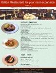 Italian Restaurant - Arlington, VA - JMC Investment Trust Company - Page 6