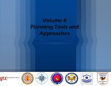 Vol2_Planning Tools - JMC 2007 Compendium