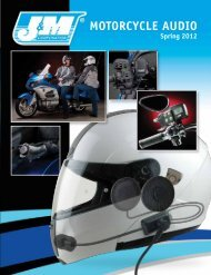 J&M Motorcycle Audio