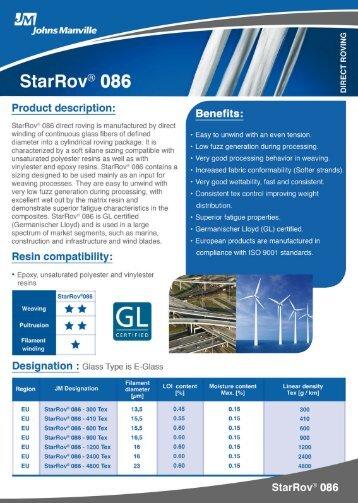 StarRov 086 approved by Germanischer Lloyd