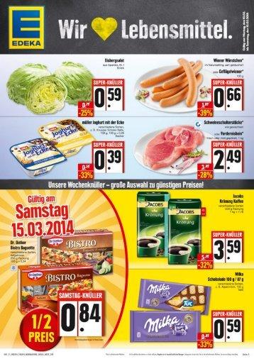 Werbung KW 11 Edeka Görlitz