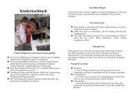 Kinderkochbuch - jms-figurinform.de