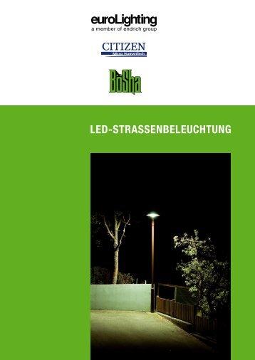 Led-Umrüstsätze Info Flyer - Eurolighting Gmbh