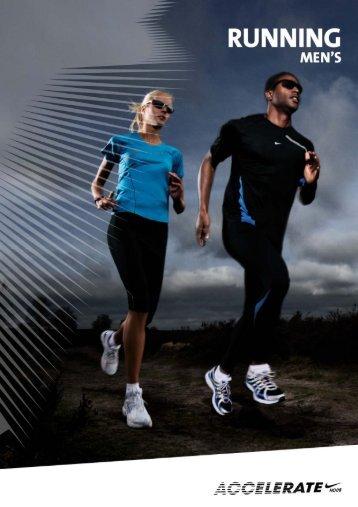 MEN'S - RUNNING - Nike