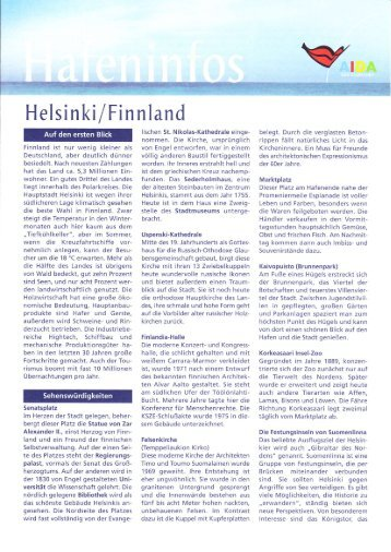 Helsinki - Elke & Joachim Gerhard