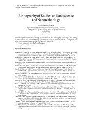 View - Einführung in die Geschichte und Philosophie der Chemie