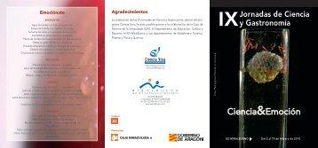 Programa Ciencia Viva.pdf - Centro Joaquín Roncal