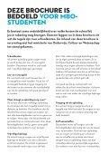 brochure - Jongeren Organisatie Beroepsonderwijs - Page 2