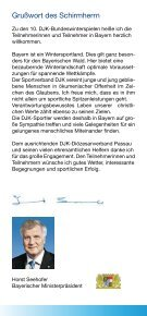 10. Bundes- winterspiele - DJK Sportverband - Seite 2