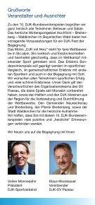 10. Bundes- winterspiele - DJK Sportverband - Seite 3