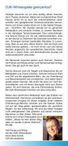 10. Bundes- winterspiele - DJK Sportverband - Seite 4