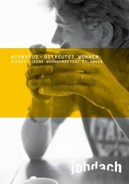 WOHNHUUS – BETREUTES WOHNEN - Verein Jobdach