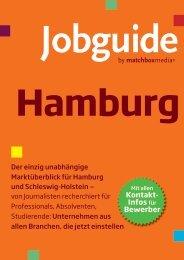 Hamburg - Jobguide
