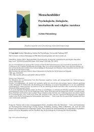 INFO_e-book_Menschen.. - Jochen Fahrenberg