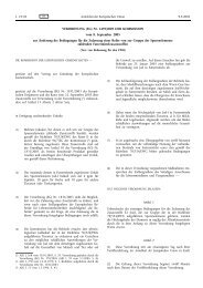 VERORDNUNG (EG) Nr. 1459/2005 DER KOMMISSION ... - EUR-Lex