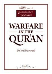 Warfare - The Royal Islamic Strategic Studies Centre
