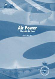 Air Power - Prof. Joel Hayward's Books and Articles