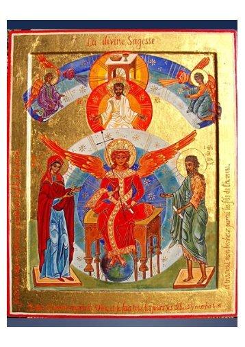 La Sagesse divine - accueil joelle nicolas randegger