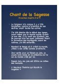 La Sagesse divine - accueil joelle nicolas randegger - Page 2