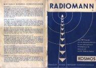 das komplette Heft zum Radiomann, Ausgabe 15 von 1962
