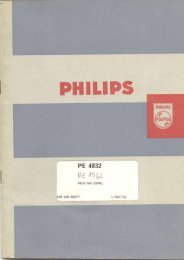 Philips PE-4832