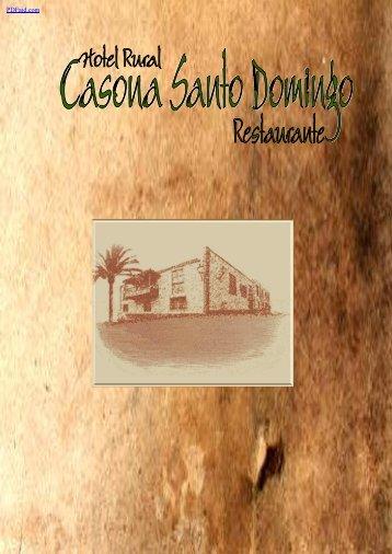 Hotel Restaurante Casona Santo Domingo