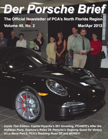 Connecting With an Old Friend! - The Official Website of PCA's North ...