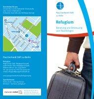 Refugium - Evangelisches Johannesstift