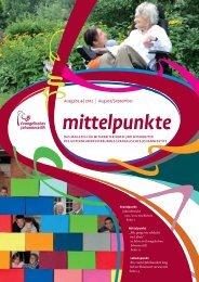Ausagbe Aug-Sep 2012 - Evangelisches Johannesstift