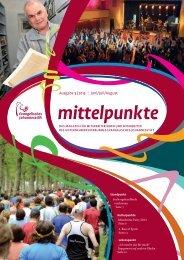 Ausgabe Jun-Jul 2013 - Evangelisches Johannesstift
