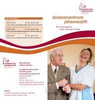 Seniorenzentrum Johannastift - Evangelisches Johannesstift