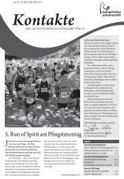 Ausgabe Mai 2013 - Evangelisches Johannesstift