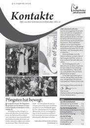 Ausgabe Juni 2013 - Evangelisches Johannesstift