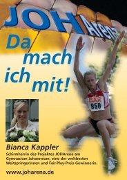 Bianca Kappler - Gymnasium Johanneum