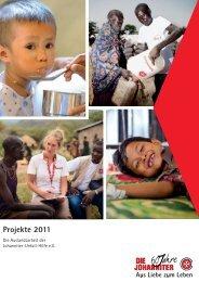 Projekte 2011 - Die Johanniter